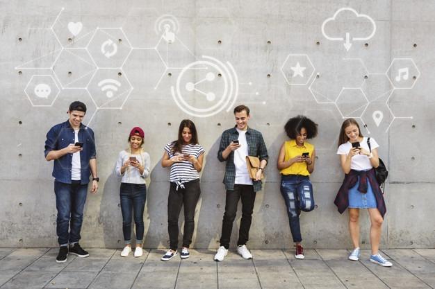 tipos de redes sociais mais usados no Brasil e no Mundo