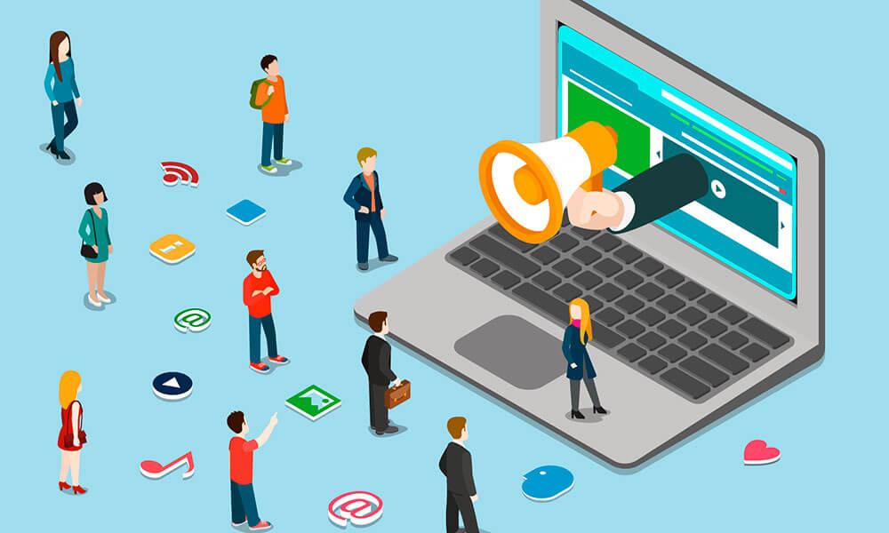 A importância do marketing digital para setores variados