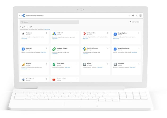 Google-Data-Studio-dashboard