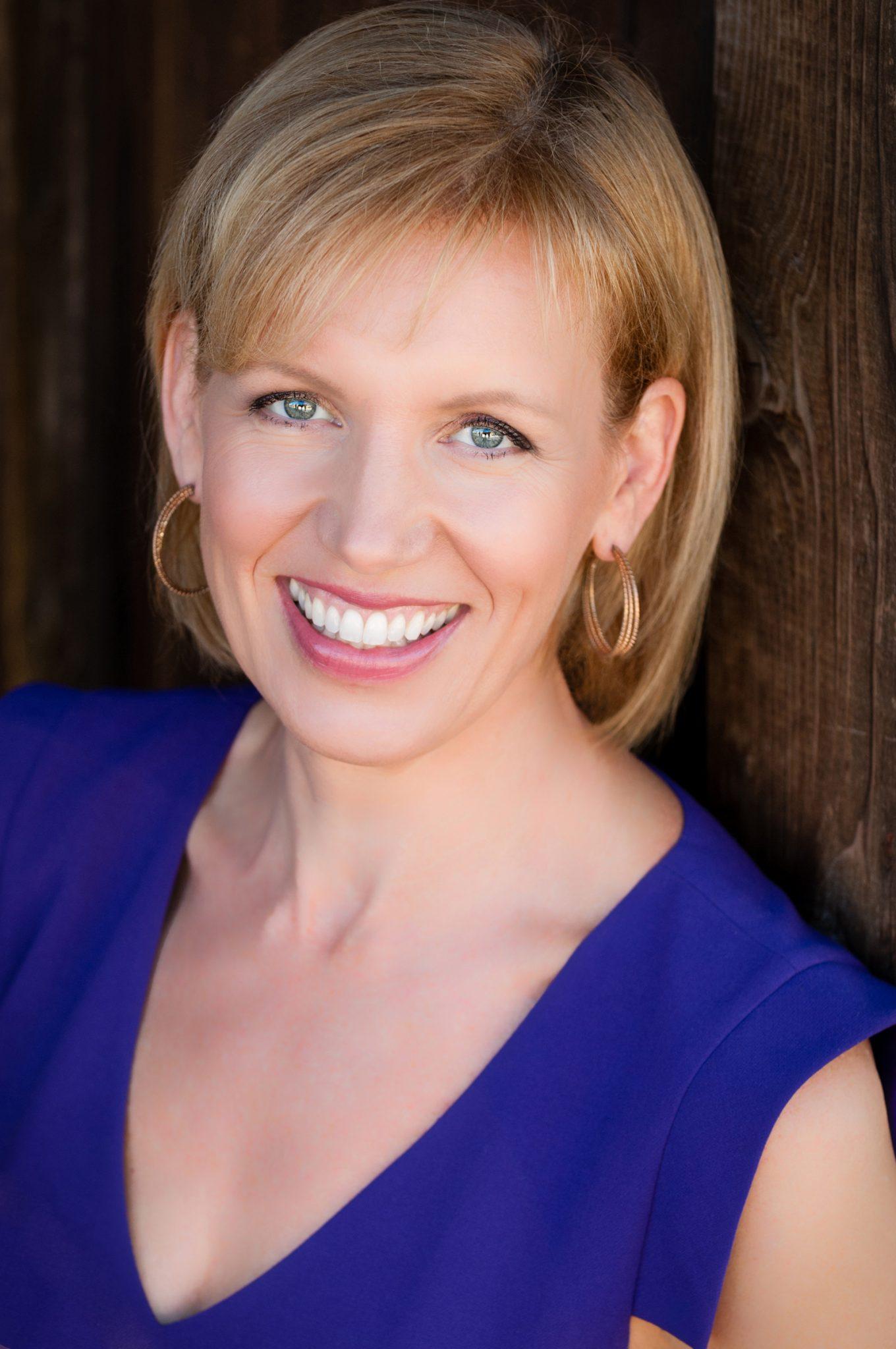 Mari Smith especialista em redes sociais
