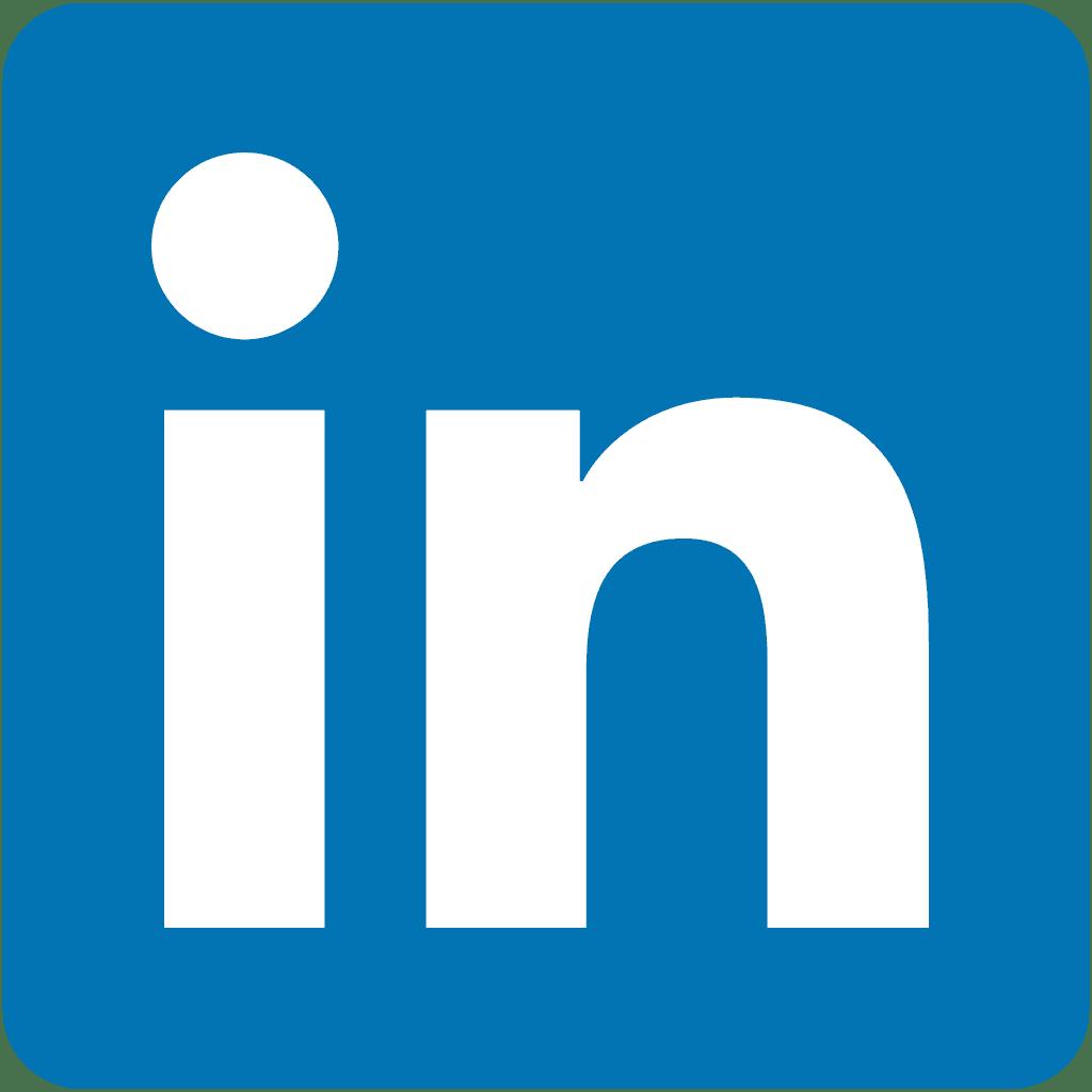 linkeding logo especialista em redes sociais
