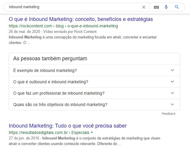 o que é inbound marketing